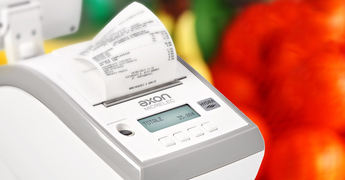 registratori di cassa lotteria scontrini