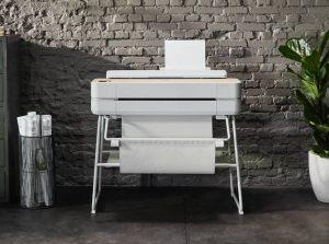 Plotter HP DesignJet: la rivoluzione della stampa automatica